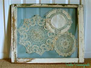 Vintage Screen Window Frame Ideas