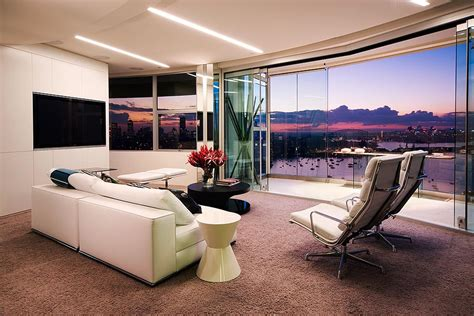 warm home interiors modern apartment interior design in warm and style