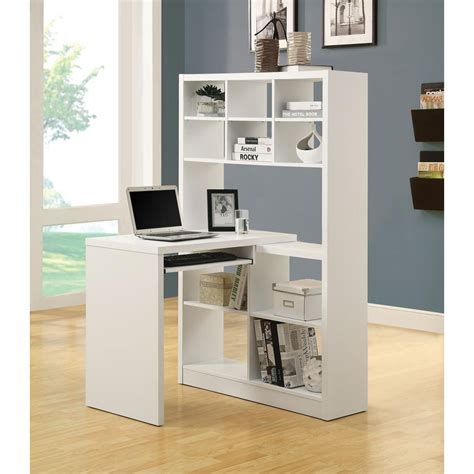 Corner Desk Units Office Depot by Monarch Specialties 2 White Office Suite I 7022