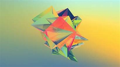 Geometric Abstract Geometry Maller Justin Poly Wallpapers