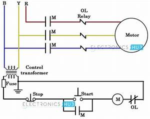 Two Phase Wiring Diagram