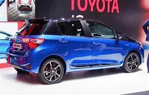 Essai Toyota Yaris Hybride 2018 : 2018 toyota yaris hybrid hatchback redesign concept toyota cars models ~ Medecine-chirurgie-esthetiques.com Avis de Voitures