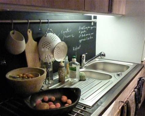 cr ence cuisine ardoise une crédence en ardoise pour ma cuisine decor 39 in idées