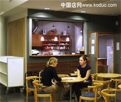 茶餐厅、茶餐吧装修设计效果图(二)-中国店网