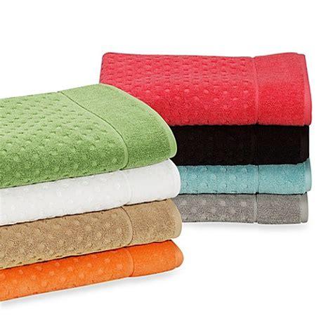 kate spade  york larabee dot bath towels  cotton bed bath