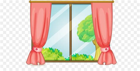 Window Curtain Royalty-free Clip Art