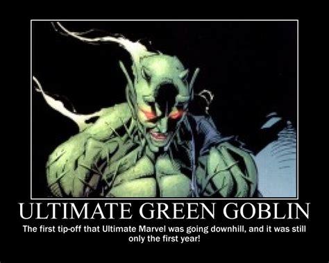 Green Man Meme - ultimate green goblin demotivator by imdabatman on deviantart