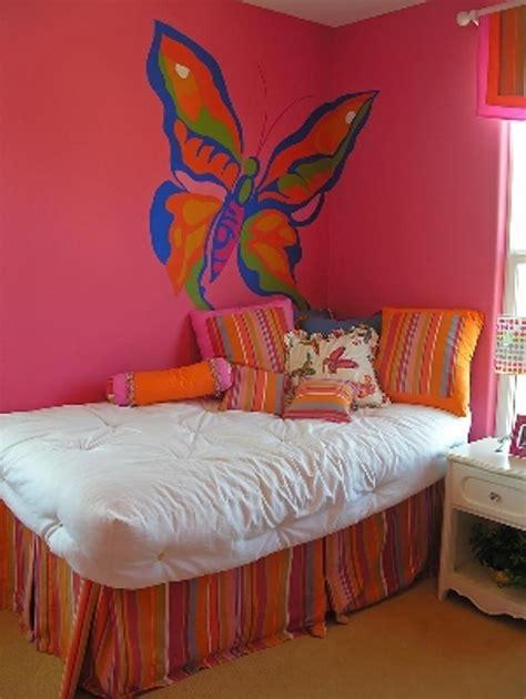 chambre papillon 13 ères de décorer la chambre de votre fille sous le