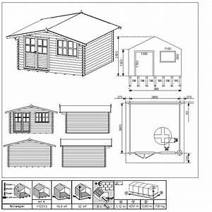Blockbohlenhaus 28 Mm Wandstärke : gartenhaus blockbohlenhaus isar 28 mm 380 x 380 cm ebay ~ Articles-book.com Haus und Dekorationen