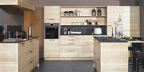 cuisine chene brut cuisine bois brut cuisine noir laqu et bois recherche