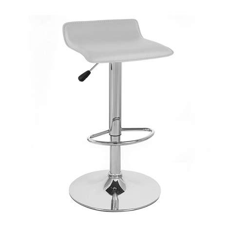 Bar Stools Adjustable Swivel - leather barstool adjustable swivel adjusting bar stool