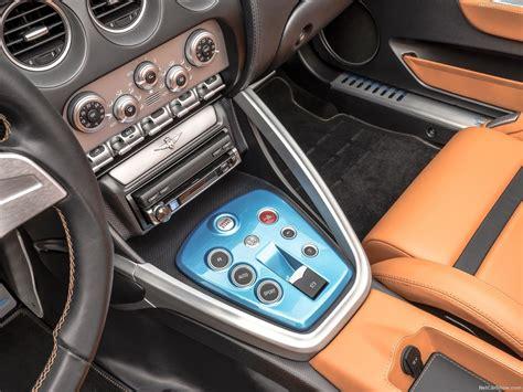 Alfa Romeo Disco Volante Interior Alfa Romeo Disco Volante Spyder Touring 2016 Picture