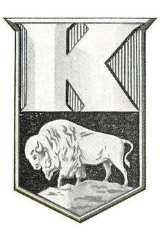 kaiser jeep logo kaiser stuff on pinterest manhattan hood ornaments and