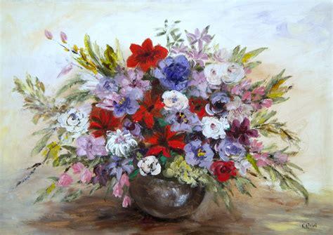 fiori ad olio quadri ad olio con fiori quadri con fiori quadri moderni