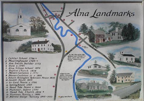 spend  day  historic alna