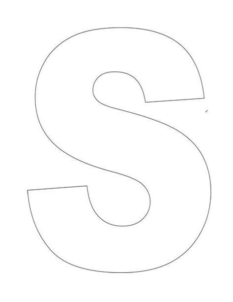 letter s template preschool printable letter s template letter s templates are 320