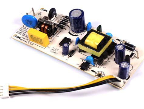 24 watt single output satellite tv receiver small