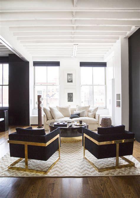 ways  slay  black  white decor trend stylecaster