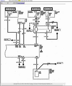 2000 Cadillac Deville Fuel Pump Wiring Diagram