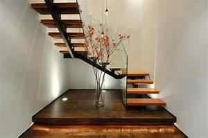 Stahl Holz Treppe : treppe verkleiden tipps zu materialien und techniken f r attraktiven look ~ Markanthonyermac.com Haus und Dekorationen