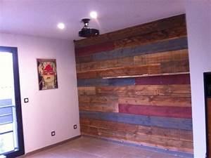 Planche De Coffrage Gedimat : comment decorer une maison 19 mur en planche de ~ Dailycaller-alerts.com Idées de Décoration