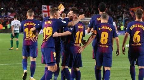 Girona vs Barcelona: horario y dónde televisan el partido ...