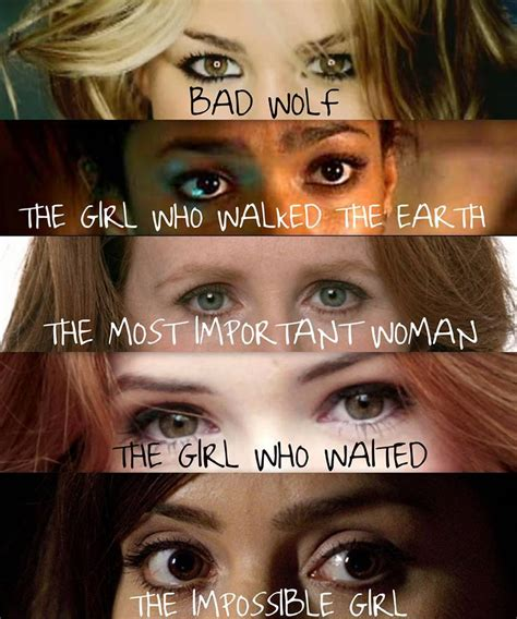 The Girl Who Walked The Earth Doctorwhowhovian