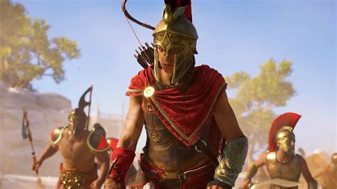 6 Biggest Changes For Assassin's Creed Odyssey Dialogue