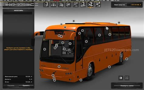 volvo bus and truck volvo b12b tx r9700 passenger mod fix 1 24 ets 2 mods