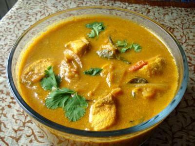 cuisiner au lait de coco curry de lotte au lait de coco cuisiner c 39 est facile
