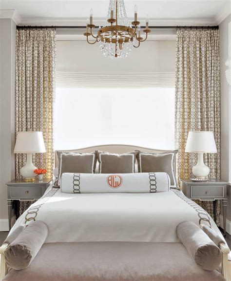 Splashy Blackout Roman Shades In Bedroom Traditional With
