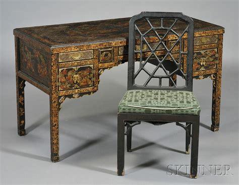 widdicomb dresser appraisal widdicomb chinoiserie desk with chair sale number