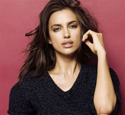 legends irina shayk top russian model