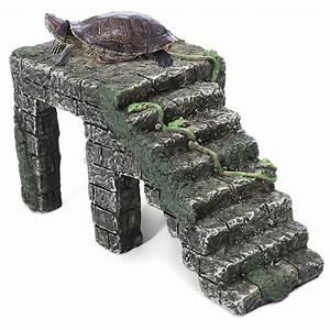 Tank Turtle Terrapin Tortoise Deep Sea Ladder Ramp
