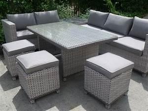 Lounge Sofa Outdoor : secondhand chairs and tables outdoor furniture 2x brand new sabrina corner sofa set dining ~ Frokenaadalensverden.com Haus und Dekorationen