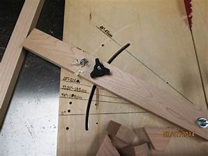 Segment Cutting Sled - by TheDane @ LumberJocks com