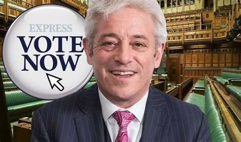 House of Lords POLL: Should former Speaker John Bercow be ...