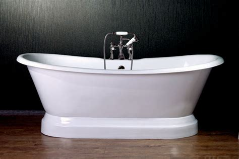 Canyon Bath Double Slipper Tubs