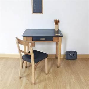 Chaise Pour Bureau : bureau pour enfant en bois ~ Teatrodelosmanantiales.com Idées de Décoration