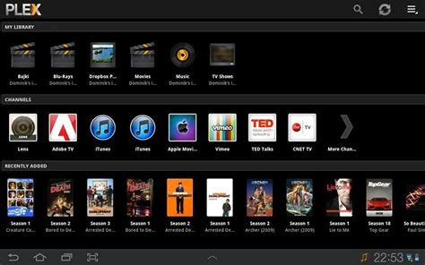 plex for android free image gallery plex android