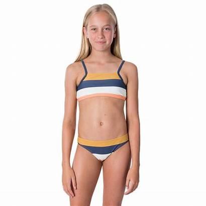 Bikini Rip Curl Swimwear Stripe Bikinis Meisjes