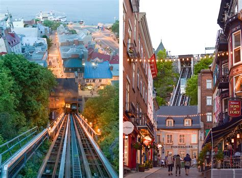 Quebec City Canada Travel Guide Touch Teal