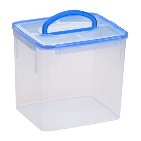 container cuisine snapware airtight food storage 40 cup rectangular