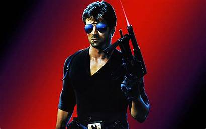 Stallone Sylvester Rambo Wallpapers 80s Synthwave Beat