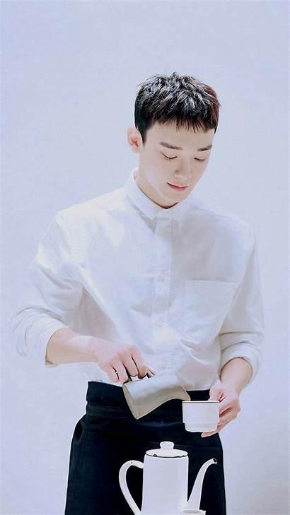Exo Chen Wallpapers Backgrounds Wallpaperaccess