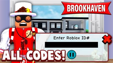 Our roblox aimblox codes list features all of the available op codes for the game. Every Code For BrookHaven Rp 2021! Roblox Music ID CODES ...