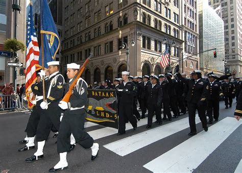 30+ Most Amazing Pictures Of The Veterans Day Parade