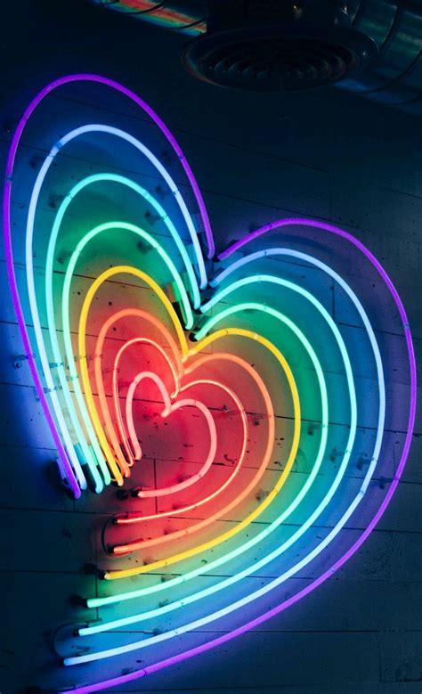 Glow Neon Aesthetic Wallpaper by Neon Rainbow Neon Sign Neon Wallpaper Neon