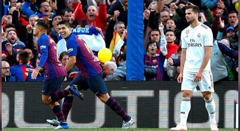 Barcelona vs Real Madrid EN VIVO ONLINE GRATIS INTERNET ...