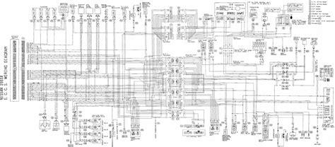 nissan micra wiring diagram k11 wiring diagram